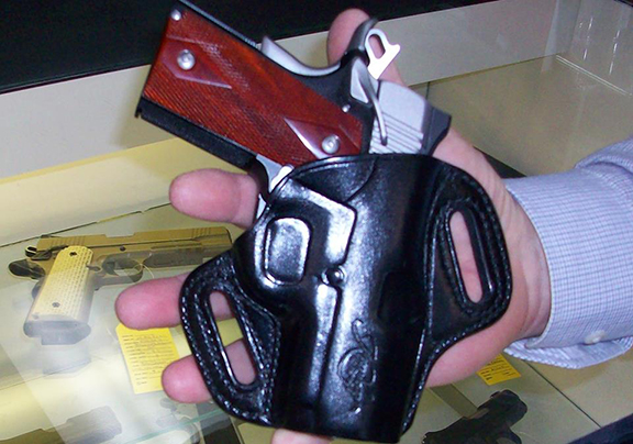 Concealed Carry — Here we come!